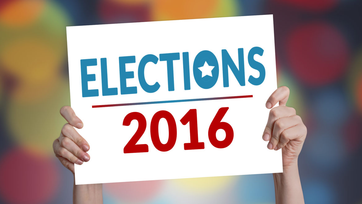 BULLETIN 9: NOMINATIONS FOR AT LARGE POSITIONS ELECTION 2016