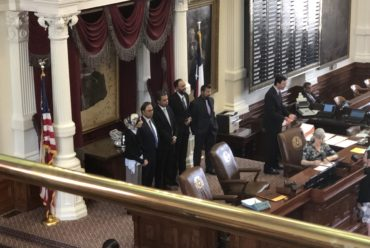 ISGH Recognition at the Texas State Capitol
